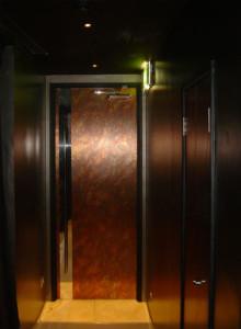 bespoke washroom doors