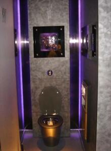 custom lit wash rooms