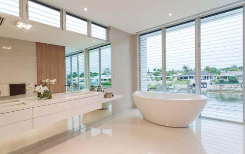 free standing luxury bathroom design