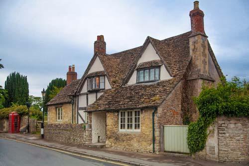 old property completely refurbished