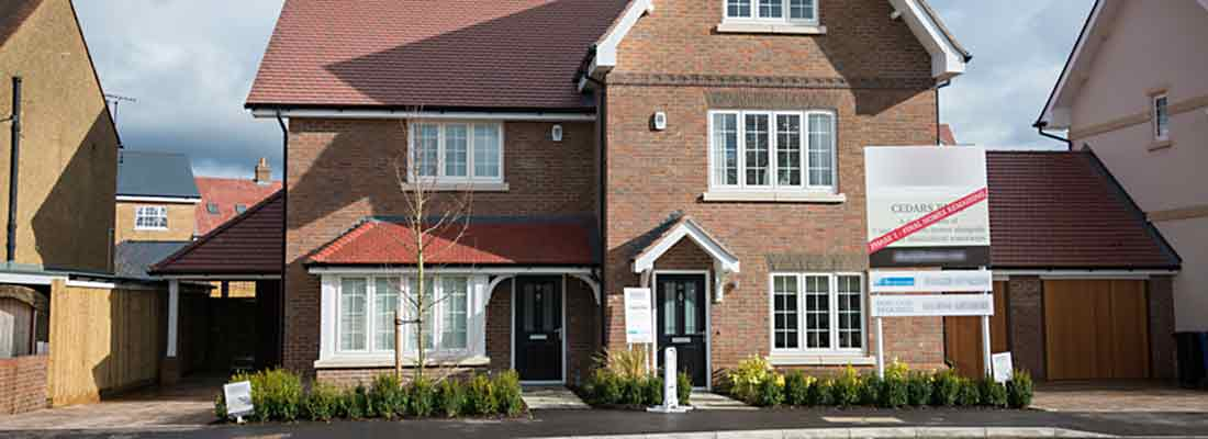 luxurious interiors for new builds