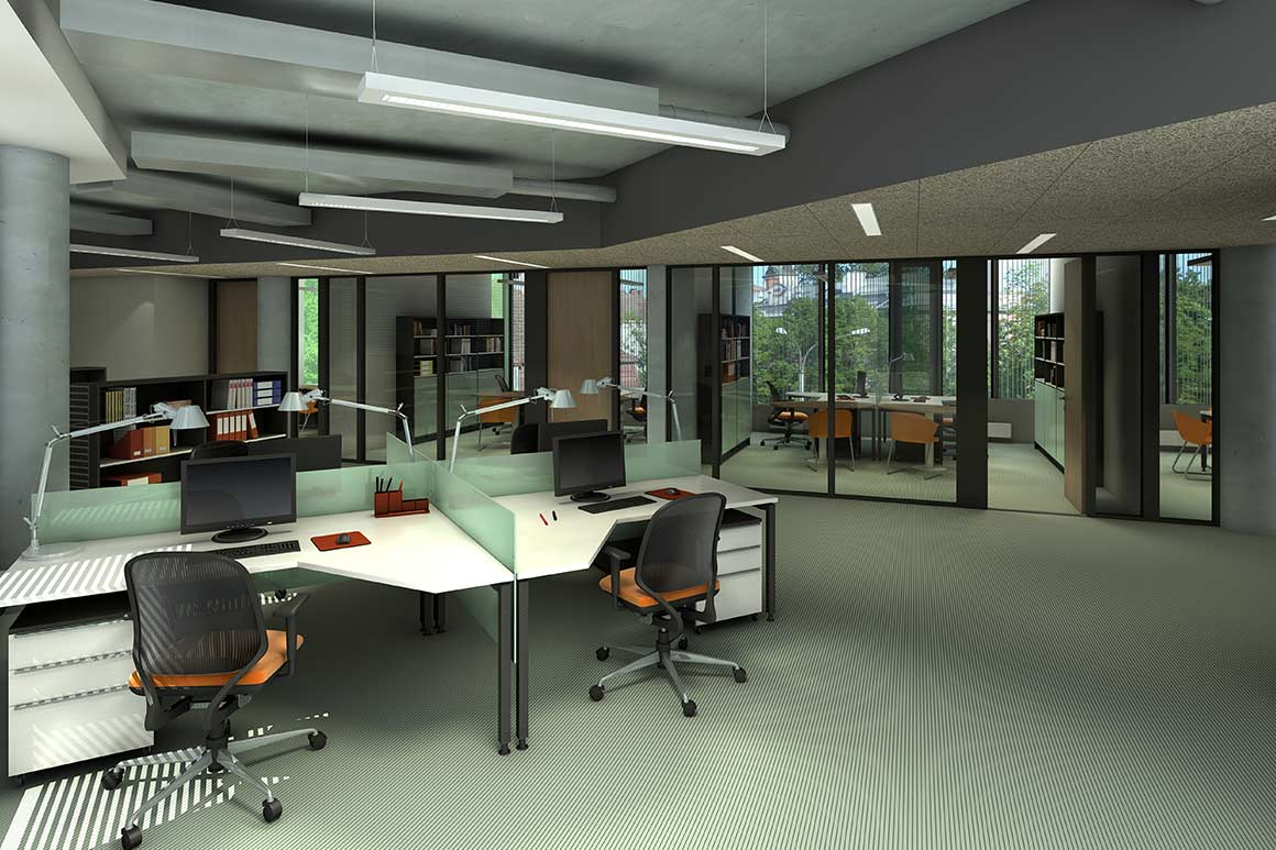 office fitters