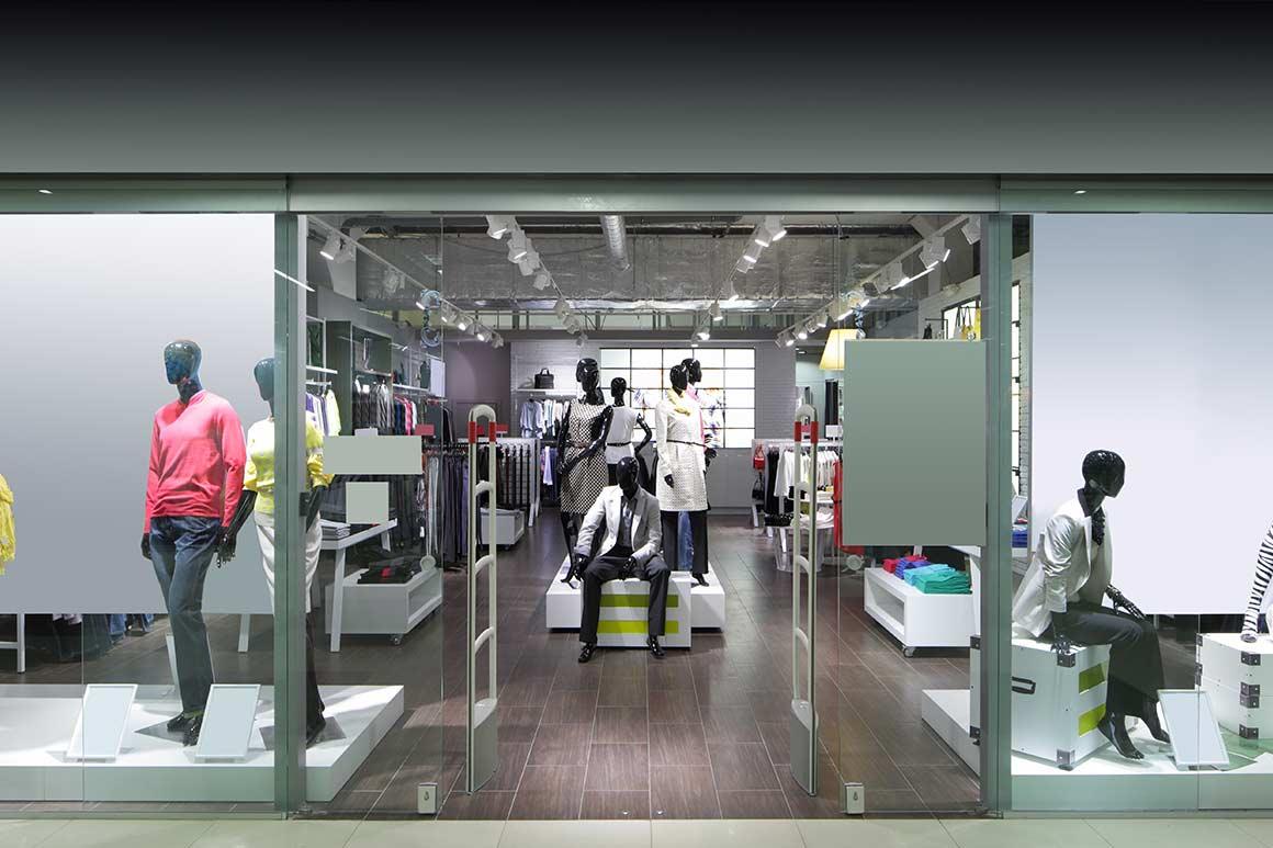 shopfitting for retail